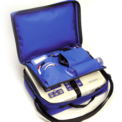 Travel bag for Sys*Stim 294 and Sonicator Plus 992/994