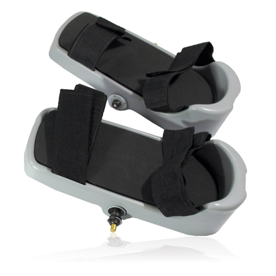Foot rest/pedals (pair) (APT)