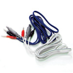 Blue lead wire set for Trio Stim