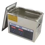 3 Liter (0.8 Gal) ultrasonic cleaner