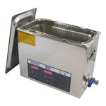 6 Liter (1.6 Gal) ultrasonic cleaner