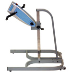 APT active passive trainer with hi-lo stand