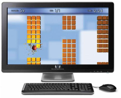 MR Cube Games